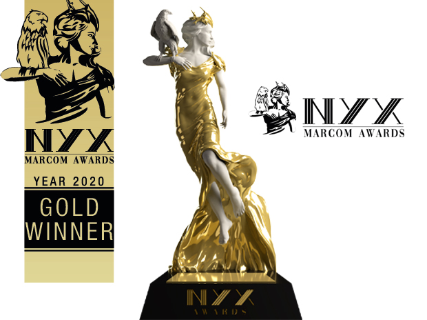 DesignLab Marketing Wins 2020 NYX Awards